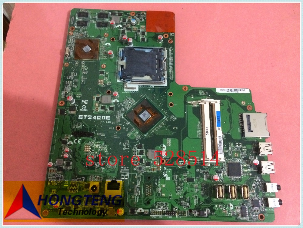 MAIN BOARD For ASUS ET2400 2400E ET2400E motherboard 60-PE3JMB3000-B02 fully tested