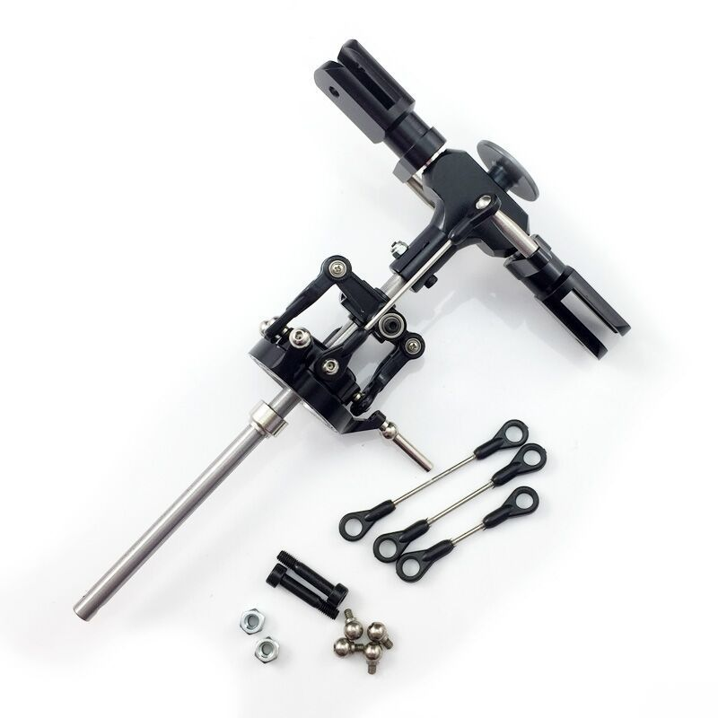 Image 2 - 450 DFC Flybarless Main Rotor Head for Align T rex 450 Helicopter-in Parts & Accessories from Toys & Hobbies
