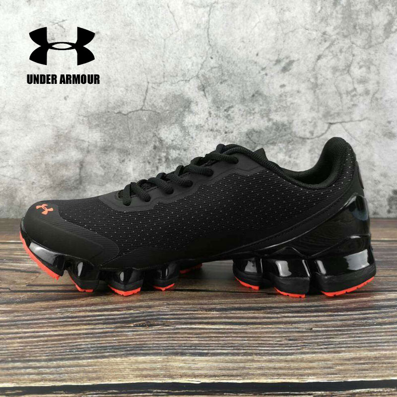 low priced 65180 f44a0 US $59.12 22% OFF|Under Armour UA Scorpio 3 Sneakers Men Anti slip Outdoor  Running Shoes UA Scorp 3 Lightweight, comfortable Shoes-in Running Shoes ...