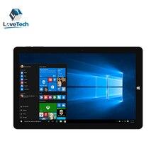 Caja original chuwi hibook pro tableta de 10.1 pulgadas intel atom x5-z8300 windows10 + android5.1 4 gb + 64 gb 8000 mah cámara de 2.0mp + 5.0mp