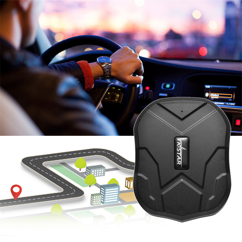 Precise location powerful Magnet GPS Tracker GSM GPRS Tracking Vehicle Waterproof GPS Locator AGPS dual positioning