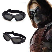 Buy bucky barnes winter soldier mask and get free shipping