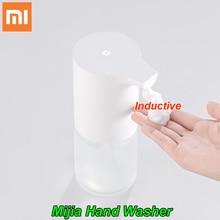On sale 100% original xiaomi mijia 자동 유도 포밍 핸드 와셔 세척 자동 비누 0.25s 스마트 홈용 적외선 센서
