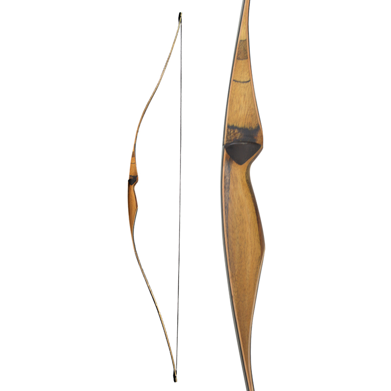 Image 3 - 1pc 54inch 10 35lbs Archery Longbow Traditional Recurve Bow Right Hand Outdoor Hunting Shooting Bow And Arrow Accessories-in Bow & Arrow from Sports & Entertainment
