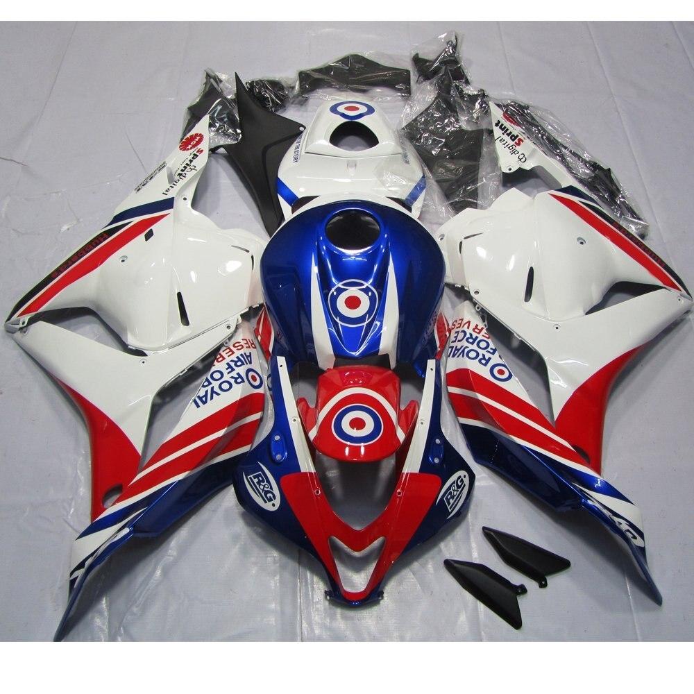 Motorbike Injection Fairing For Honda CBR 600 RR CBR600RR F5 2009 - 2012 2011 2010 CBR 600RR Fairings Kit Bodywork UV Painted