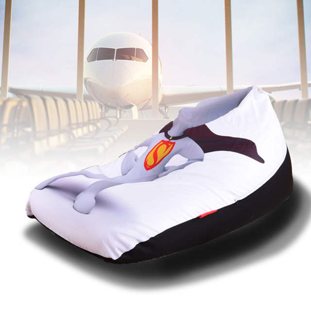 Miraculous Us 33 0 40 Off Levmoon Beanbag Sofa Chair White Men Seat Zac Comfort Bean Bag Bed Cover Without Filler Cotton Indoor Beanbag Lounge Chair In Living Alphanode Cool Chair Designs And Ideas Alphanodeonline