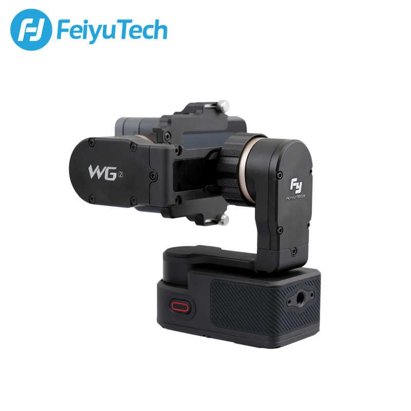 Feiyu テック年度 Feiyu WG2X 防水 3 軸 Brushelss ウェアラブルジンため Hero7 6 セッション Xiaomiyi 4/5 李 4 18K
