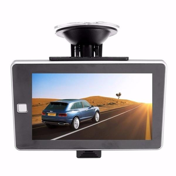 E70 5inch 4GB HD Screen Car GPS Navigation Navigator SAT NAV Free US Maps Updates