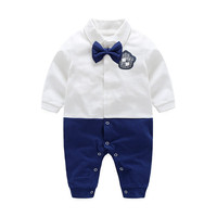 Baby Rompers New 100 Cotton Kids Boys Girls Newborn Clothes Long Sleeve Infant Spring Summer Autumn