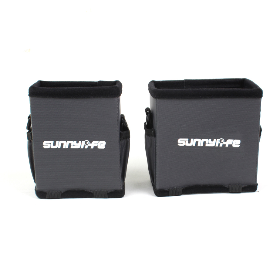 Sunnylife 4 7in Remote Controller Sunhood All round Smartphone Sunshade with Strap for DJI MAVIC PRO