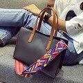 2016 Bailar сумки плеча мешки посыльного женщин сумки многоцветной ремни известный бренд высокой емкости высокого качества сумки