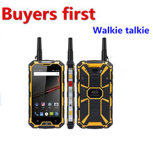 Conquest S8 6000mAh Quad Core 5″ IPS Android 3GB RAM 32GB Rom ip68 waterproof smartphone 4G LTE 13MP Walkie talkie mobile phone