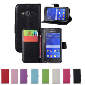 Luxury Flip Leather Case For S