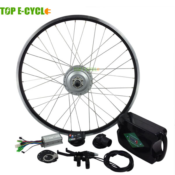 Top e cycle 250w electric bicycle conversion kits in for Best electric bike motor
