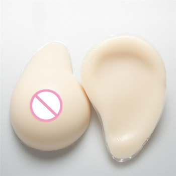 Silicone Boobs 1800g/Pair Female Body Prosthesis Drag Queen Breast Shemale Transvestite Crossdresser Realistic Fake Breast