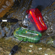 Double Arc Waterproof Windproof Outdoor Survival Camping Lighter Plasma Electronic Cigarette Lighter USB Pulsed Flameless