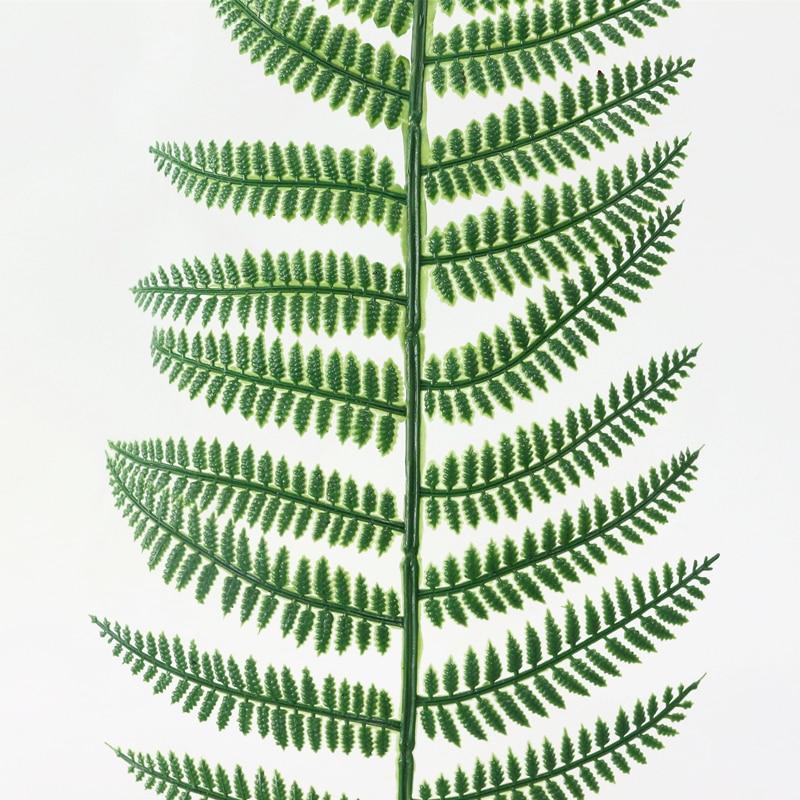 JAROWN Artificial Plants Fern Leaf Nordic Minimalist Style Decor Flower For Wedding Home Flower Arrangement DIY Accessories (9)