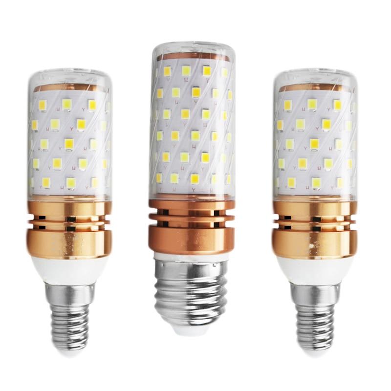 Bulb E27 E14 Led Lamp Chandelier Candle