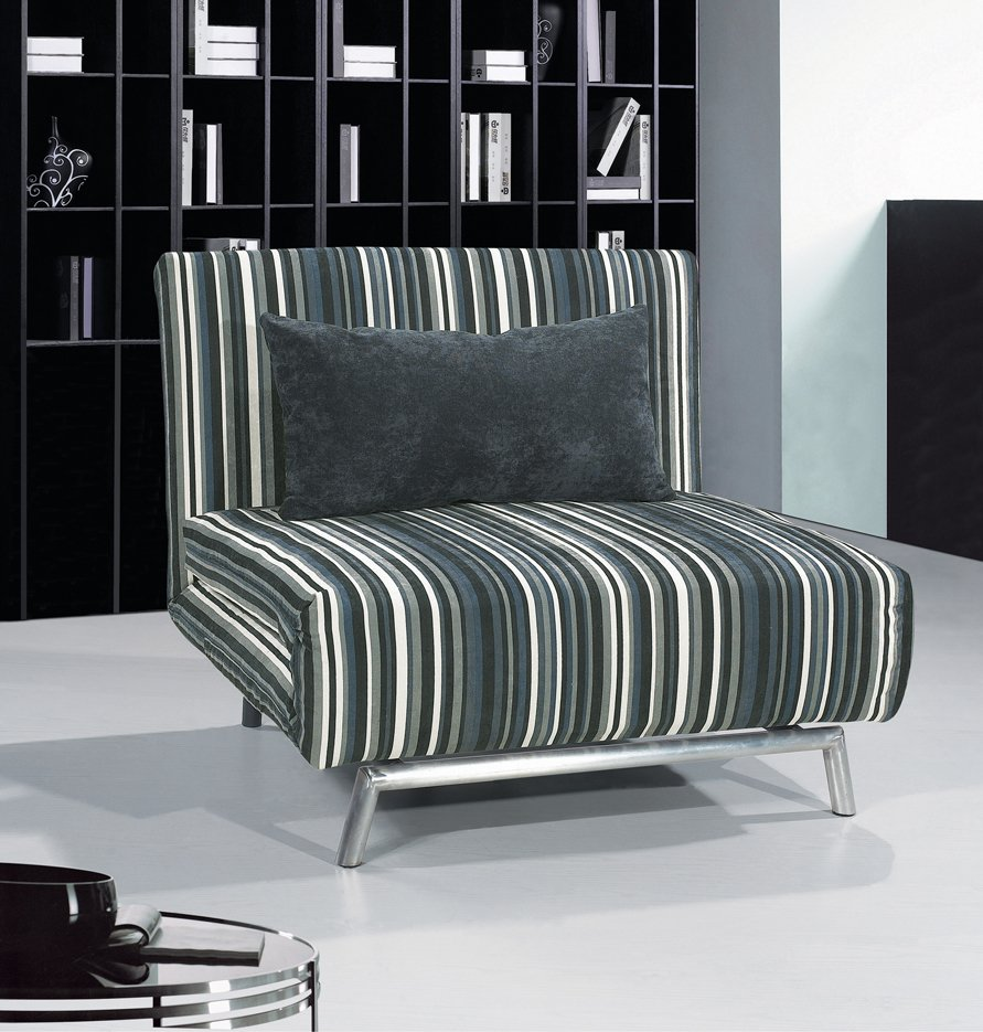 Stylish And Practical Contemporary Furniture For Every: Imitation Silk And Stainless Steel Frame Beautiful