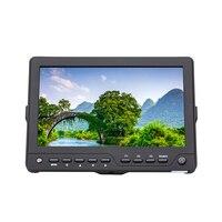 New 7 Inch Full Angle IPS Digital HD LCD 7 Inch Professional Digital TFT LCD HD Photography Monitor 703 HDO HDMI input