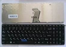 Nueva rusia ru teclado para lenovo g560 g565 g560a g560e g560l 25-009566 ru teclado del ordenador portátil