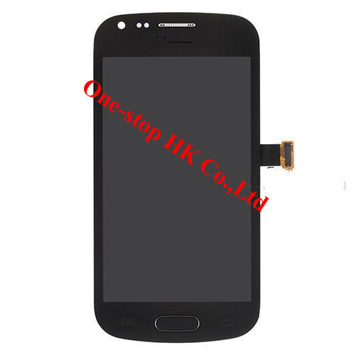 100% original For Samsung Galaxy S Duos GT S7562 LCD Screen