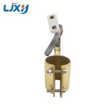 LJXH Heating Element 220V Brass Band Heater 200W/250W/280W/150W/180W 35x45mm/35x50mm/36x35mm for Plastic Injection Machine 1PC