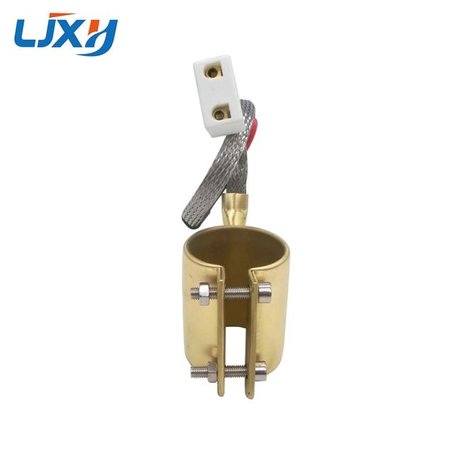 Ljxh 가열 요소 220 v 황동 밴드 히터 200 w/250 w/280 w/150 w/180 w 35x45mm/35x50mm/36x35mm 플라스틱 사출 기계 1PC