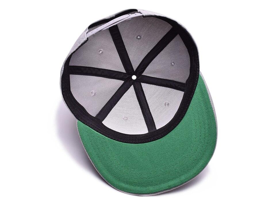 black trucker hat 10