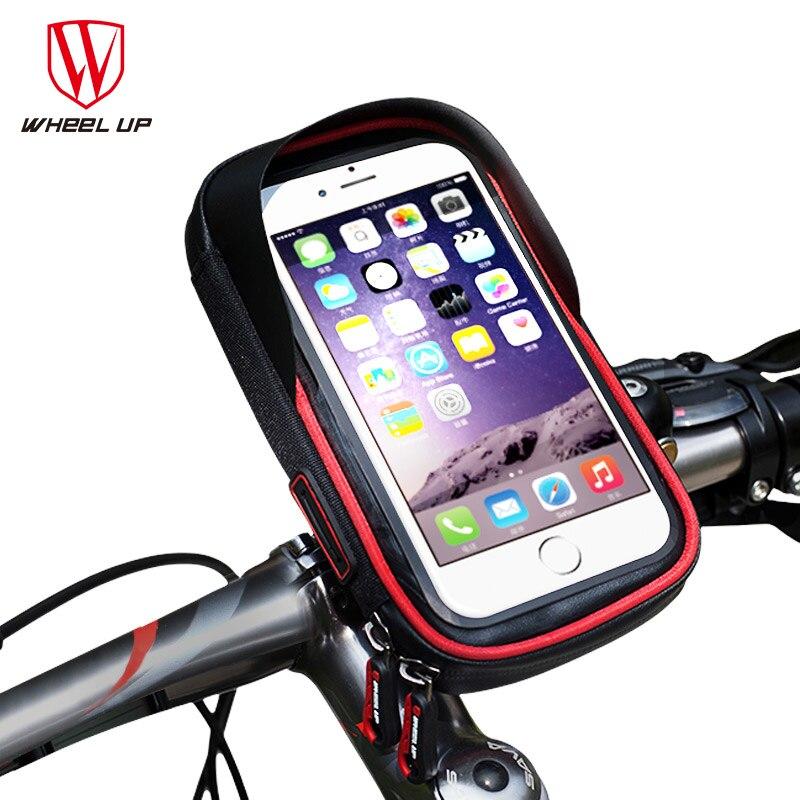 Buy Wheel Up Bike Phone Bag Rainproof Touchscreen