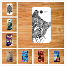 """Fashion Painted SOFT TPU case for Alcatel One Touch Pixi 4 4.0 4034D Case 4.0"""" phone cover case For Alcatel Pixi 4 4'' 4034D"""