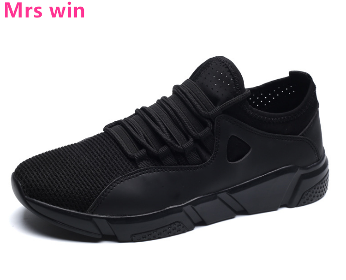 Summer Style Outdoor Men Running Shoes Comfortable Men Sneakers Breathable Flats Trainers Zapatillas Zapatos Hombre