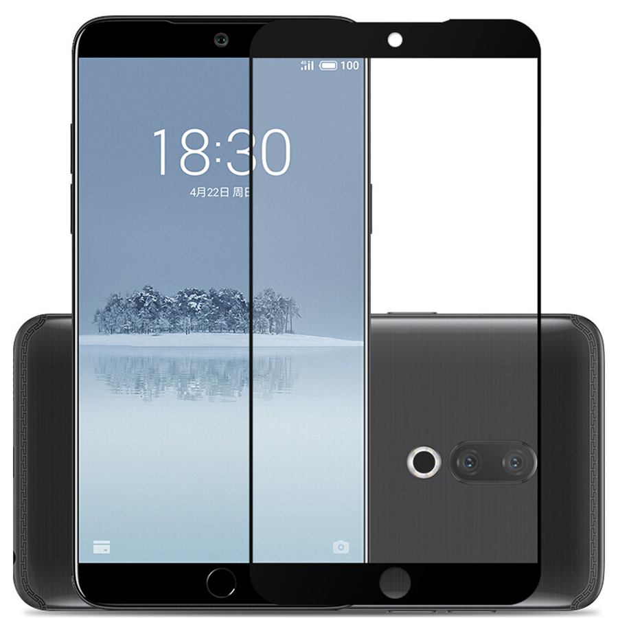 2.5D 9H Premium Tempered Glass For Meizu 15/Meizu 15 Plus/Meizu 15 Lite Full Coverage Screen Protector Protective Film