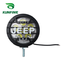 12V/35W 6 INCH HID Driving Light HID Offroad Spot/Flood Beam Light for SUV Jeep Truck ATV HID XENON Fog Lights HID work light