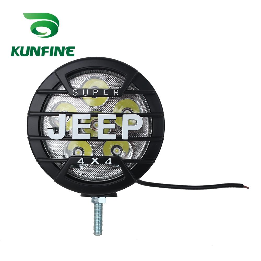 12V/35W 6 INCH HID Driving Light HID Offroad Spot/Flood Beam Light for SUV Jeep Truck ATV HID XENON Fog Lights HID work light