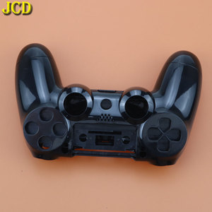 Image 4 - JCD Gamepad Controller Full Shell and Buttons Mod Kit For DualShock PlayStation 4 PS4 Controller Handle Housing Case Cover