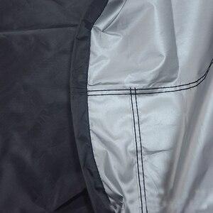 Image 4 - 12 größen Wasserdicht Terrasse Garten Möbel Abdeckungen Regen Schnee Stuhl abdeckungen für Sofa Tisch Stuhl Staub Proof Abdeckung