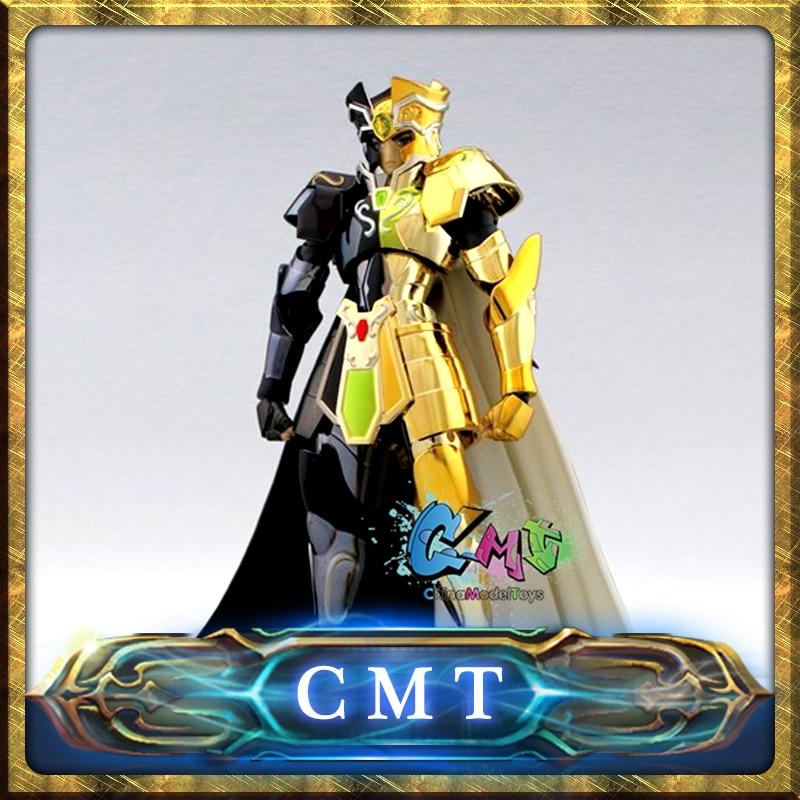 CMT LC Model Gemini Saga Saint Seiya Myth Cloth Gold Ex