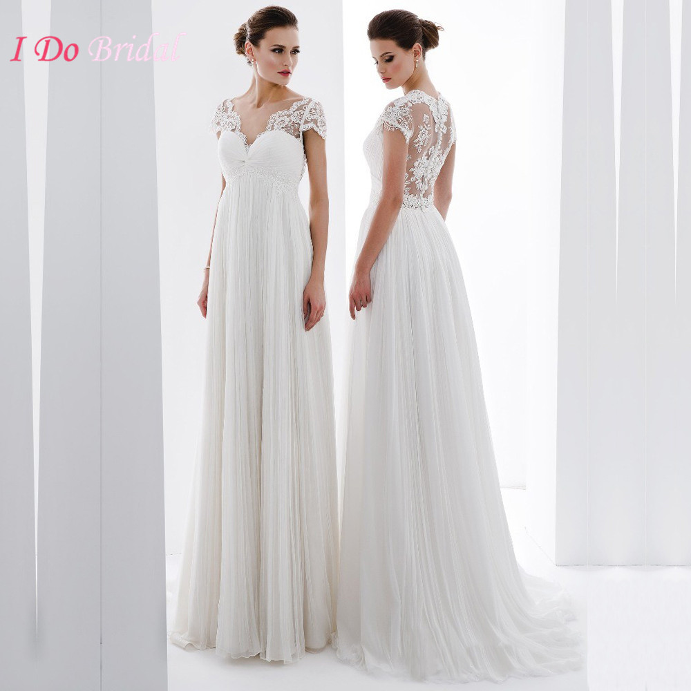 Stunning Wedding Dresses For Pregnant Women Pictures - Styles ...