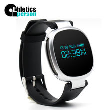 Athletics person E08 Smart Band Bluetooth Heart Rate Monitor Swimming Tracker Fitness Tracker smart wristband for IOS Android