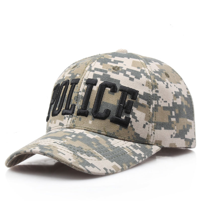 Air Force Hat USAF 5 Star Digial Camo Baseball Cap U.S