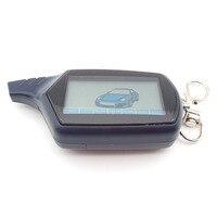 B6 2 웨이 LCD 원격 제어 키 양방향 자동차 경보 시스템 Twage Starline B6