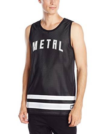 Men's  Heavy Metal MX BMX   Reversable Mesh Tank Top USA Size S-XXL (Double Layer)