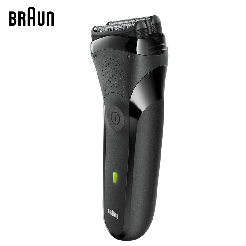 Braun Electric Shaver Floating Head Electric Razor Whole Body Washing Shaving Product for Men Safety Shaver 301S/300S free shipping pritech body waterproof slience 3 head electric shaver shaving barbeador for men the blue color