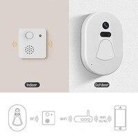 Smart Wireless Ring Home Security Driveway Alarm Doorbell WiFi Garage Motion Sensor #288952
