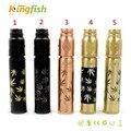 2017 El Más Nuevo AV Hoja Kit Mod Clon Cigarrillo electrónico Ajuste 18650 Batería 5 Colores 510 hilo 24mm Hoja de Arce Mods E Cig vape Vaporizador