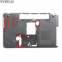 Original NEW Case Bottom For TOSHIBA L850 L855 C850 C855 C855D V000271660 Base Cover Series Laptop