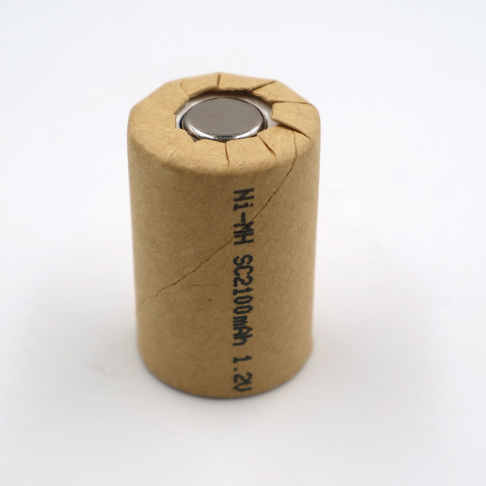 Ni-MH 4/5SC2100mAh 1pcs NIMH 4/5SC 2.1Ah Power Cell,rechargeable battery cell,power tool battery cell,discharge rate 10C-15C