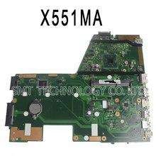 Для ASUS F551MA R512MA D550MA X551MA материнской rev2.0 платы с N2830CPU испытание 100% бесплатная доставка