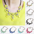 new gem fashion hot wind of classic European and American women jewelry necklaces wholesale Bohemia 1pcs free shipping